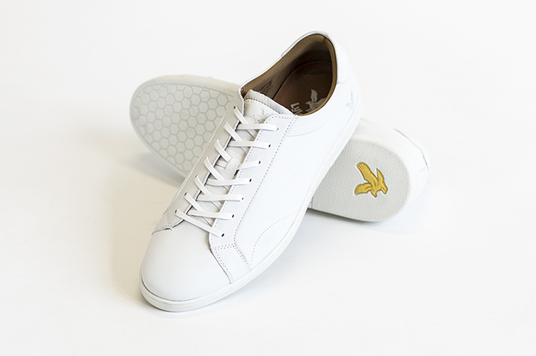 lyle and scott shoes