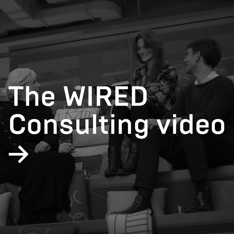 The Wired Consulting video.